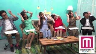【ナナイロ ~THURSDAY~】 出演/森下悠里、栗山麗美、原明日夏、西岡...