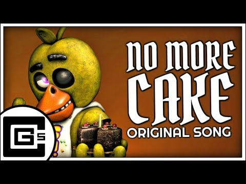 "FNAF SONG ▶ ""No More Cake"" [SFM] (ft. Chi-Chi & Dolvondo) 