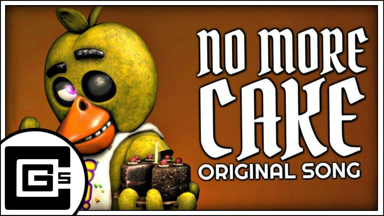 "Download FNAF SONG ▶ ""No More Cake"" [SFM] (ft. Chi-Chi & Dolvondo)   CG5"