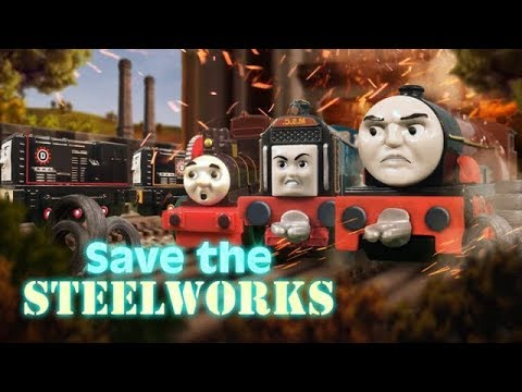 Frankie's Roll Call SingAlong  Save the Steelworks Compilation  Thomas & Friends