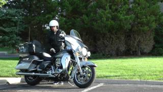 Harley-Davidson Electra Glide Ultra Classic et Limited 2014 Project Rushmore