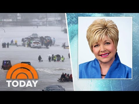 Harvey Is 'Like Nothing I've Ever Seen,' Says Mayor Of Beaumont, Texas | TODAY