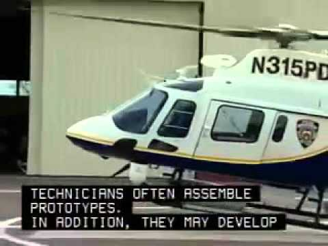 Aerospace Engineering and Operations Technicians - YouTube
