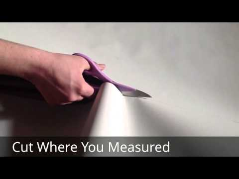 HOW TO: Cut A Blind To Size