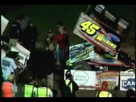 Lucas Oil Late Models feat. Lucas Oil Empire Super Sprints @ Utica Rome Speedway  July 25,2012