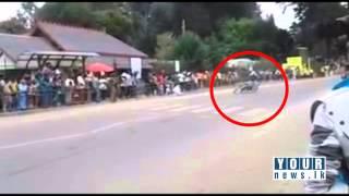 Nuwara Eliya Racing Bike Accident