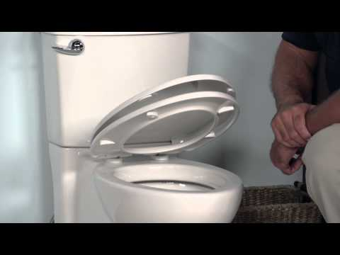 Toilets: Cadet 3 Concealed Trapway Toilet By American Standard