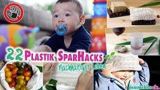 22 Plastik Spar Hacks 🥤🌎  Top und Flop Produkte   mamiblock