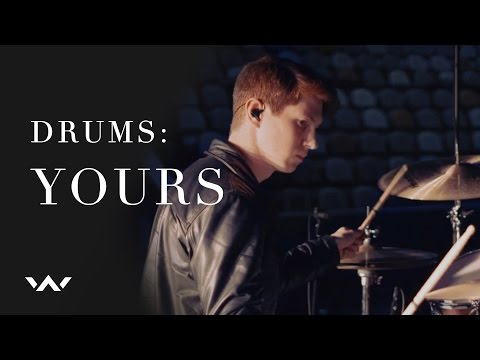 Yours (Drums Tutorial Video) - Elevation Worship