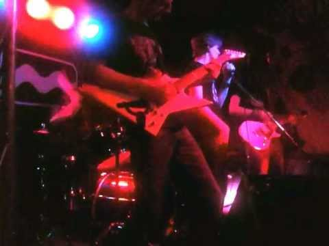 The Crawler Muziek Cafe Helmond 22-04-2012