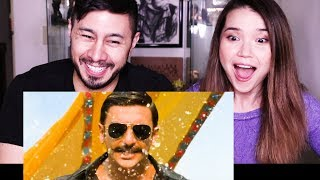SIMMBA | Ranveer Singh | Sara Ali Khan | Trailer Reaction!