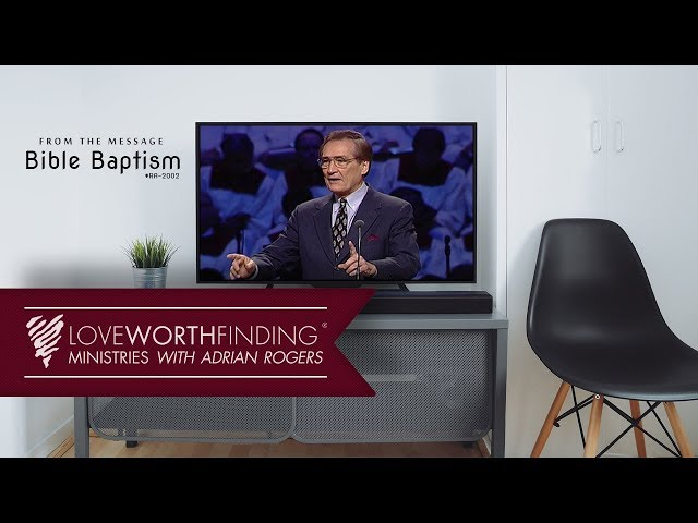 Program Preview: Bible Baptism