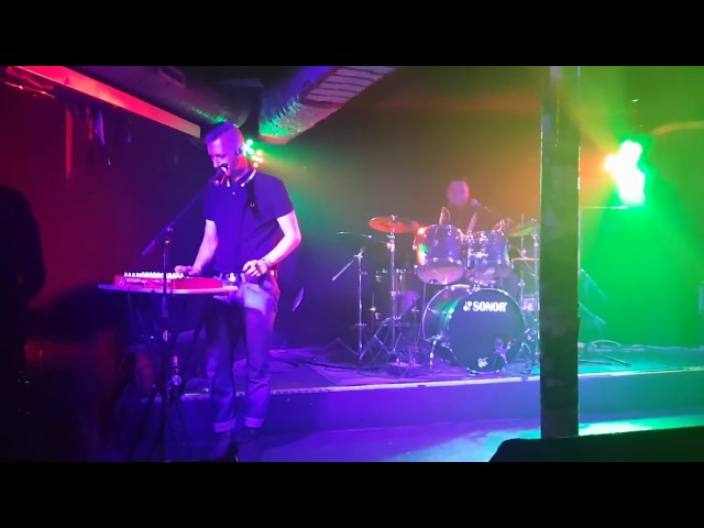 ZWEITE JUGEND - Tequila (Improvisation) - Live at Bastard Club Osnabrück