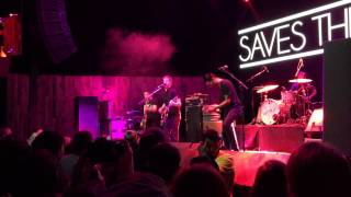 Saves the Day @ Gas Monkey Live, Dallas TX