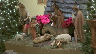 Christmas Eve Mass at St. Joseph's (6:30 PM)
