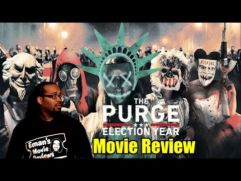 The Purge Election Year Movie Review (SPOILER-FREE)