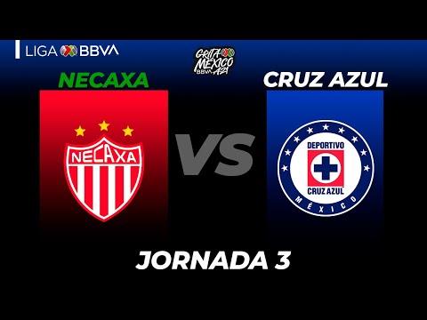 Necaxa Cruz Azul Goals And Highlights