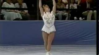 Tonya Harding (USA) - 1991 Skate America, Ladies