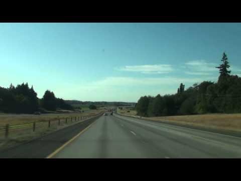 Interstate 5 In Washington ,Exit 218 To Exit 221,Mt Vernon, WA 98274