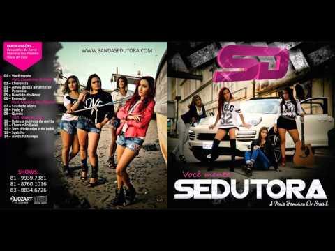 BANDA SEDUTORA CD OFICIAL 2015 COMPLETO