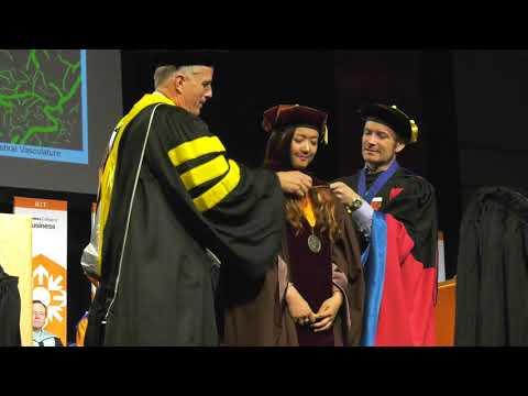 RIT Commencement 2019 - Academic Convocation
