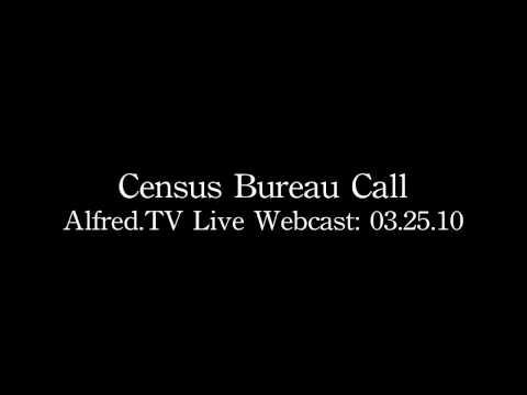 Special : A Call to the U.S. Census Bureau