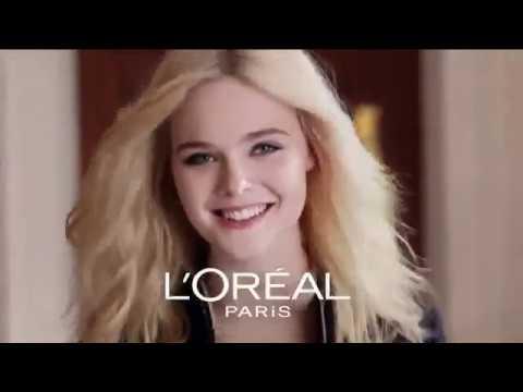 95b28085886 L'Oreal Paris Lash Paradise TV Commercial 'Feathery' Feat. Elle Fanning