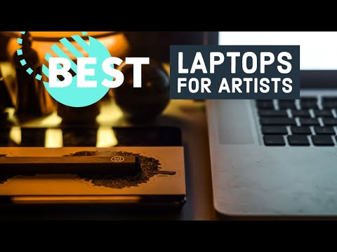 Best Laptops for Artists in 2021 - For Drawing & Art Students