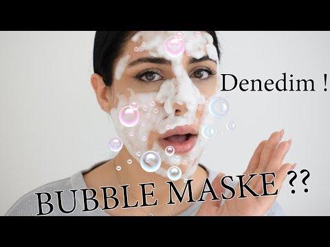 Bubble Maske ! Denedim !!