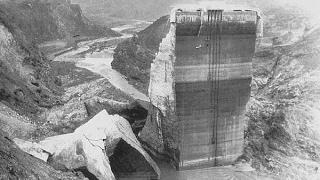 Крушение плотины Сент-Френсис. Калифорния, 12 марта 1928 г(, 2017-02-14T13:27:24.000Z)