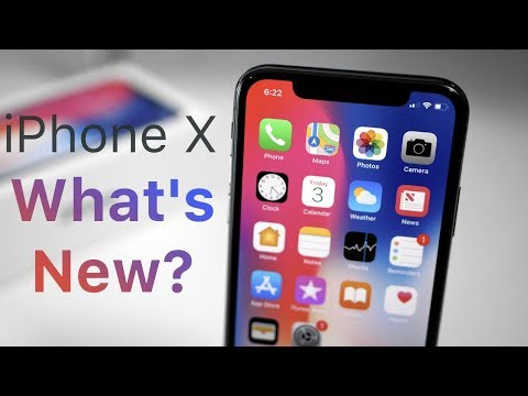 iPhone X - What's New?