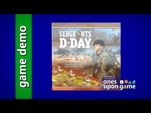 Sergeants: D-Day || gameplay brief thumbnail