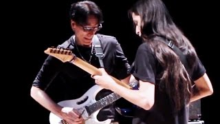Steve Vai - Master Class em BH - Jam Session - Brazilian Guitar Players - 30.06.2015