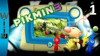 Nintendo Wii U | Pikmin 3 - Dia 1 - Episodio #1 en Español