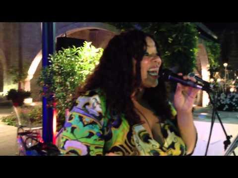 Fernando Fattizzo band - Wendy Lewis - Castello Monaci