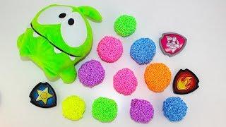 Щенячий паруль Мультик про іграшки Сюрпризи АМ НЯМ Вчимо кольори Мультики для дітей Learn colors with