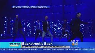 Baixar Trending: Backstreet Boys Release New Single