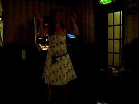 Maria in Drunken Dance to Mickey