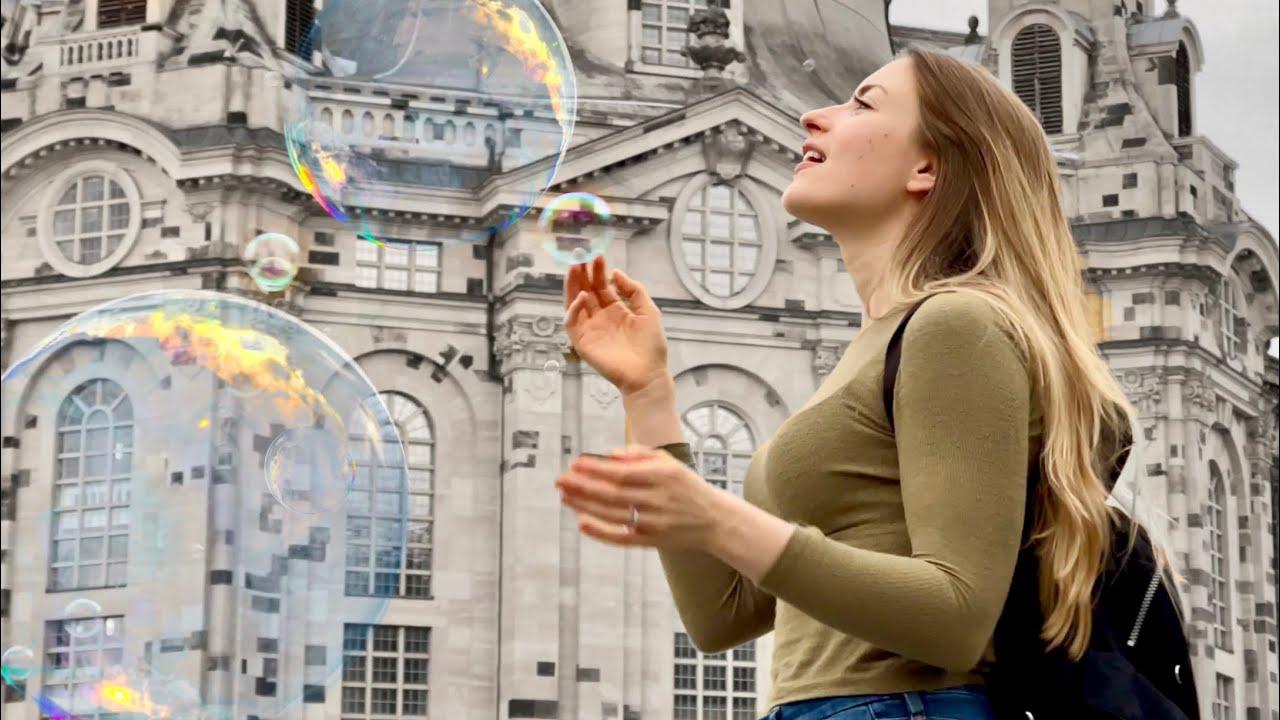 Dhruv & Juli in Bubble World! | Dhruv Rathee Vlogs