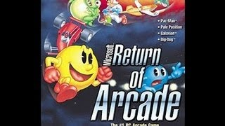 Special Collections Microsoft Return of Arcade
