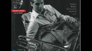 Sonata a 3 for 2 violins, baroque - trombone and continuo. Biber. Jörgen van Rijen - Trombone.