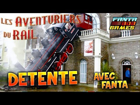 Les Aventuriers du Rail (Ticket to Ride) USA 2 -  DETENTE avec Fanta