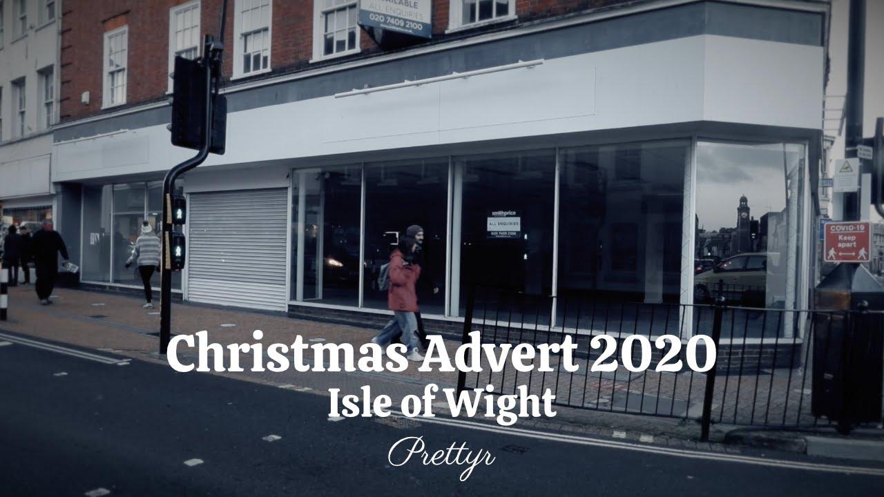 Prettyr Release Christmas Advert 2020