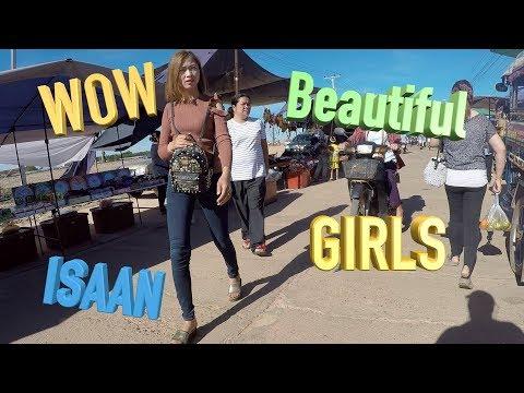 Beautiful isaan Girls Thailand, Bueng Kan
