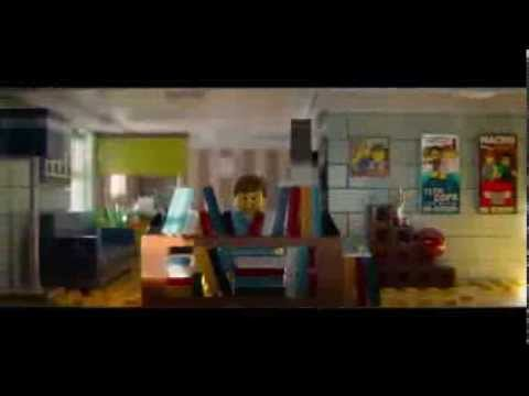 The LEGO Movie  Official Main Trailer HD (English sub)