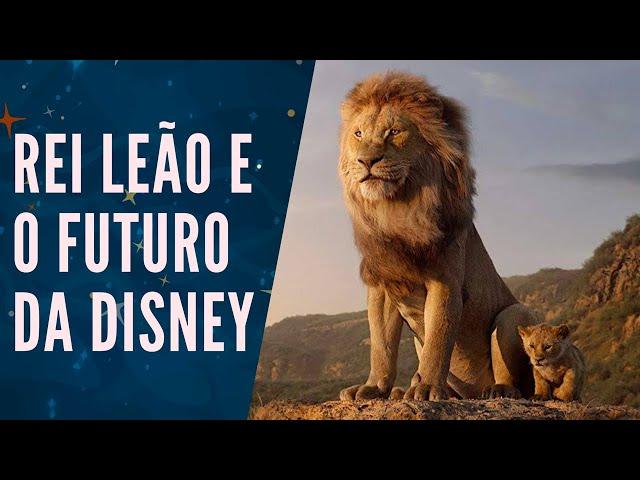 O REI LEÃO 2019 é a MAIOR BILHETERIA da Disney! E AGORA? 🦁🤑💰