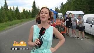 Безопасный драйв! Автогонки в Закарпатье, эпизод 2 (ICTV)