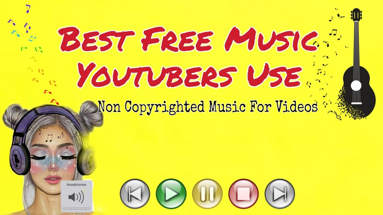 Best Free Background Music Non Copyrighted Music For Youtube Videos Youtube