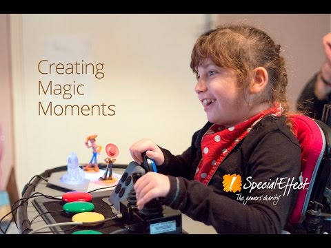 SpecialEffect - creating magic moments