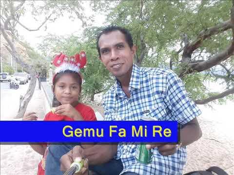 Gemu Fa Mi Re - Maumere - KARAOKE